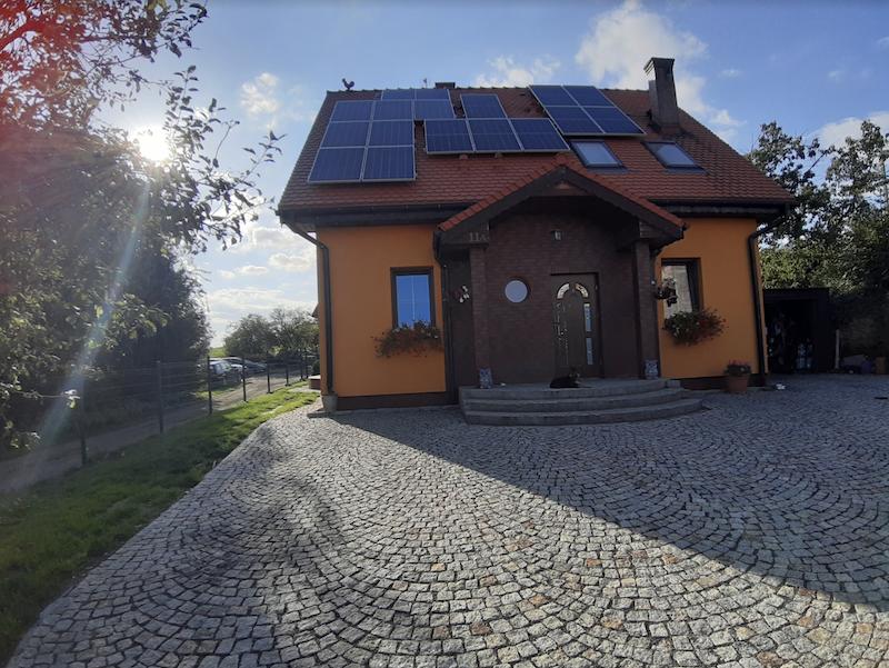 Wądroże Małe – 6,16 kWp