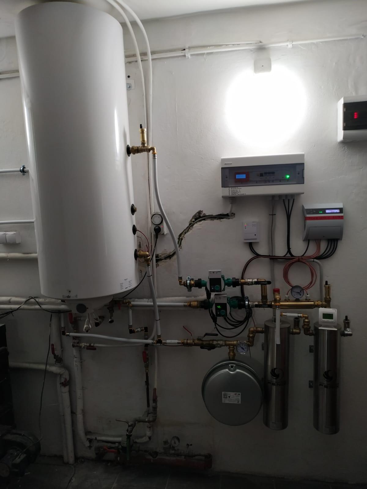 Zaborcze 9 kW